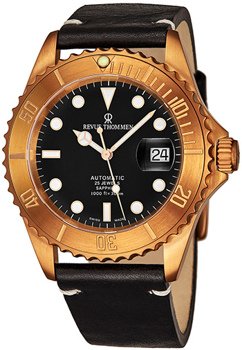 Revue Thommen Diver Men's Watch Model 17571.2597