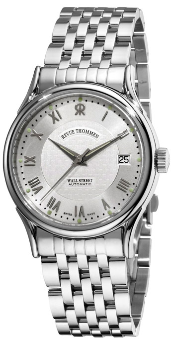 Revue Thommen Classic Men's Watch Model 20002.2132