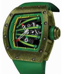 Richard Mille RM Yohan Blake Mens Watch Model RM-59-01
