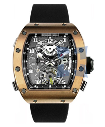 Richard Mille RM 008 Mens Wristwatch Model: RM008-V2-RG