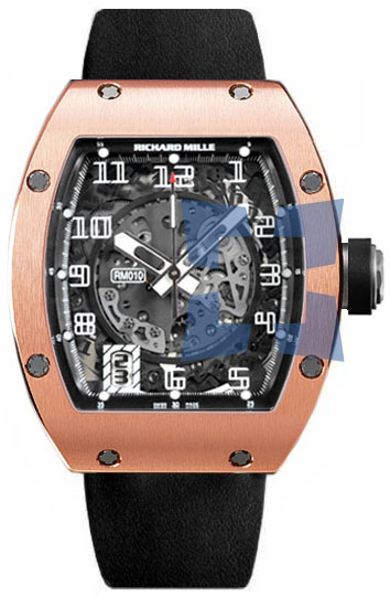 Richard Mille RM 010 Mens Wristwatch Model: RM010-RG