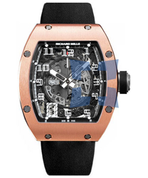 Richard Mille RM 010 Mens Watch Model RM010-RG