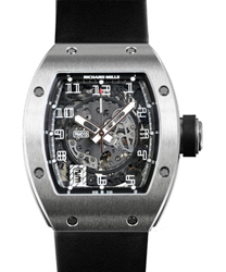 Richard Mille RM 010 Mens Watch Model RM010-Ti