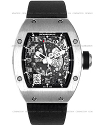 Richard Mille RM 010 Mens Wristwatch Model: RM010-WG