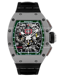 Richard Mille RM 011 Mens Watch Model RM011-FM-TI-LEMANS