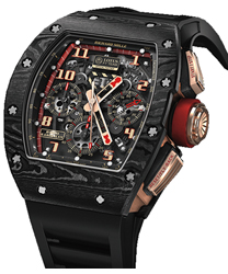 Richard Mille RM 011 Mens Watch Model RM011-NTPT-Lotus-F1-Team