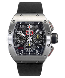Richard Mille RM 011 Mens Watch Model RM011-Ti