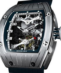 Richard Mille RM 014 Men's Watch Model RM014-WG
