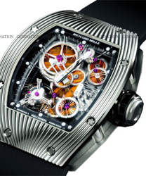 Richard Mille RM 018 Mens Watch Model RM018-WG