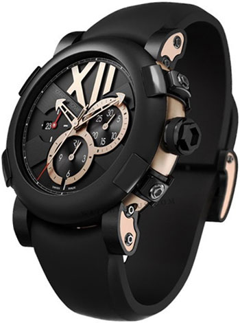 Romain Jerome Titanic DNA Chronograph Mens Wristwatch Model: CH.T.BBB22.00.BB