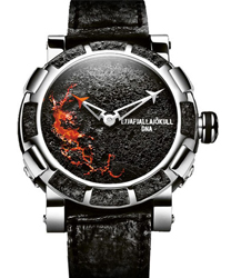 Romain Jerome Eyjafjallajokull DNA Volcano  Mens Wristwatch