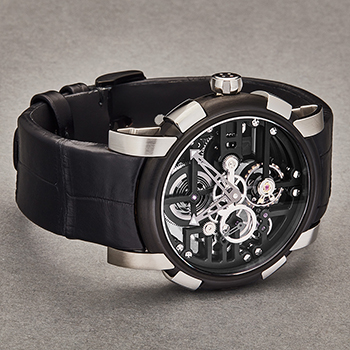 Romain Jerome Skylab Men's Watch Model RJMAU.025.01 Thumbnail 3