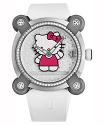 Romain Jerome Hello Kitty Ladies Watch Model: RJMAUIN.023.03