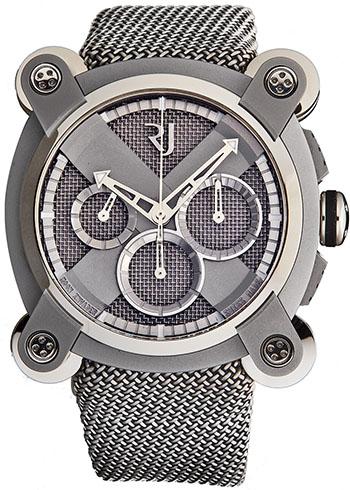 Romain Jerome Moon Invader Men's Watch Model RJMCHIN.003.01
