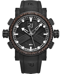Romain Jerome Black Octopus Men's Watch Model: RJTAUDI.001.01
