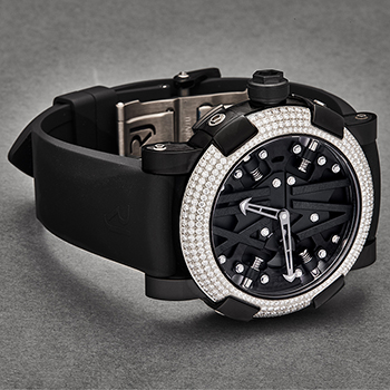 Romain Jerome Steampunk Men's Watch Model RJTAUSP.002.03 Thumbnail 3