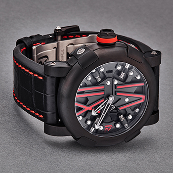 Romain Jerome Steampunk Automatic Men's Watch Model RJTAUSP.005.04 Thumbnail 3