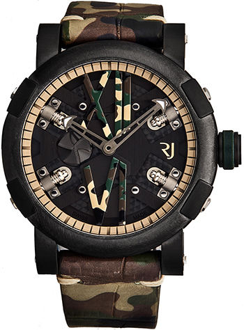 Romain Jerome Steampunk Men's Watch Model RJTAUSP.007.02