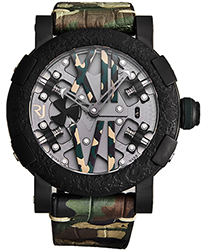 Romain Jerome Steampunk Men's Watch Model RJTAUSP.009.01