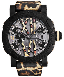Romain Jerome Steampunk Men's Watch Model RJTAUSP.009.02