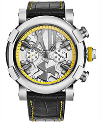 Romain Jerome Steampunk Men's Watch Model RJTCHSP.005.06