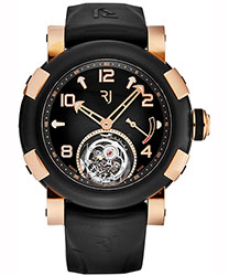 Romain Jerome Steampunk Men's Watch Model SPTKKOO.1518.RB
