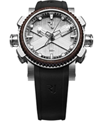Romain Jerome Metal Octopus Diver Mens Wristwatch