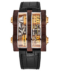 Romain Jerome Cabestan Men's Watch Model: TCABESTANPACIFI