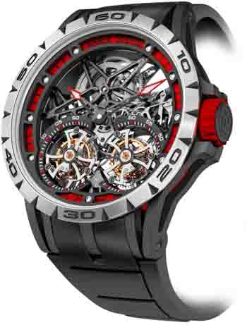 Roger Dubuis Excalibur Men's Watch Model RDDBEX0481