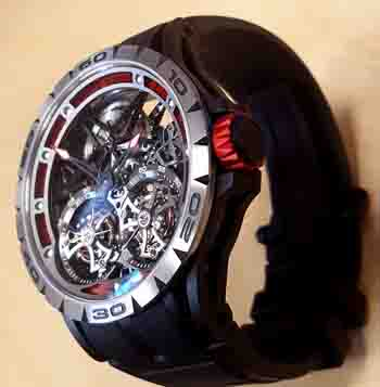 Roger Dubuis Excalibur Men's Watch Model RDDBEX0481 Thumbnail 2