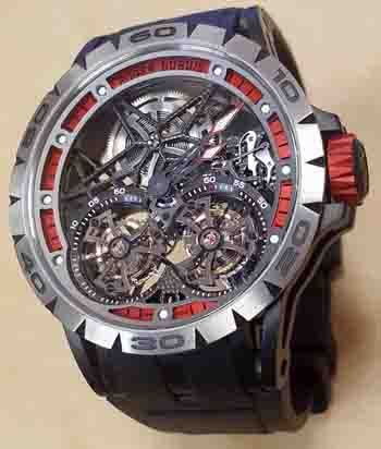 Roger Dubuis Excalibur Men's Watch Model RDDBEX0481 Thumbnail 3