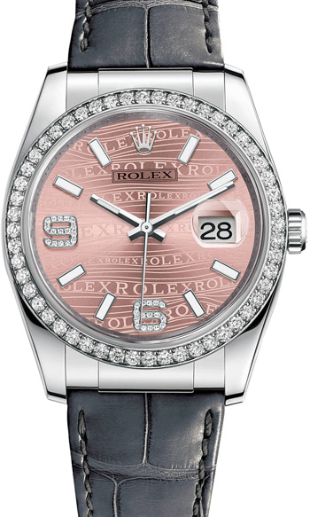 Rolex Datejust Ladies Watch Model 116189-0076