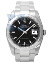 Rolex Datejust Mens Wristwatch Model: 116200