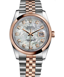 Rolex Datejust Ladies Watch Model 116201-0100