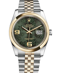 Rolex Datejust Ladies Watch Model 116203-0162