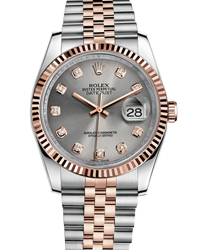 Rolex Datejust Ladies Watch Model 116231-0100