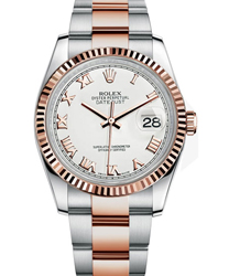 Rolex Datejust Ladies Watch Model 116231-WTROY
