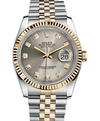 Rolex Datejust Men's Watch Model 116233-GREYDIAM