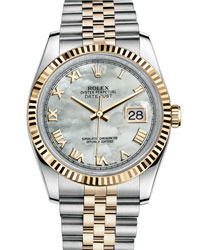 Rolex Datejust Men's Watch Model 116233-WHITEMOPRO