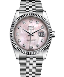 Rolex Datejust Ladies Watch Model 116234-0104