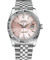 Rolex Datejust Ladies Watch Model 116234-0108