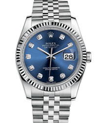 Rolex Datejust Men's Watch Model 116234-BLUEDIA