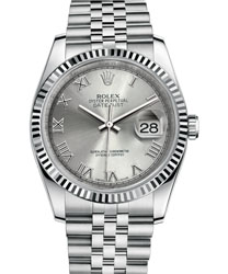 Rolex Datejust Men's Watch Model 116234-RHODI