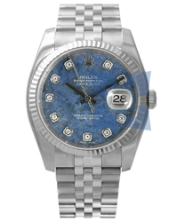 Rolex Datejust Mens Wristwatch Model: 116234WGDSod
