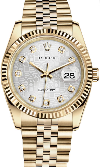 Rolex Datejust Ladies Watch Model 116238-0069