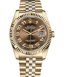 Rolex Datejust Men's Watch Model 116238-0076