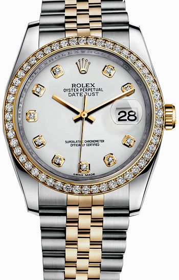 Rolex Datejust Ladies Watch Model 116243-0021