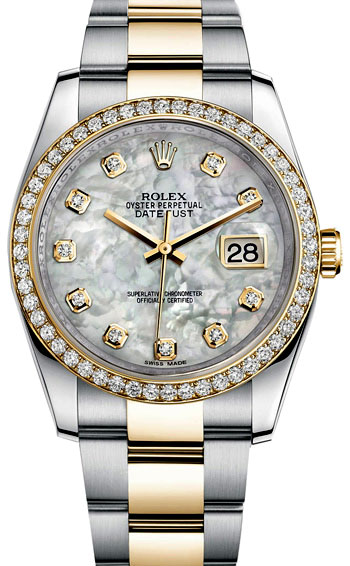 Rolex Datejust Ladies Watch Model 116243-0027