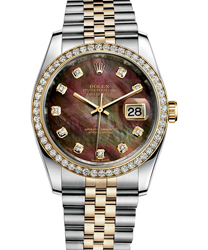 Rolex Datejust Ladies Watch Model 116243-0036