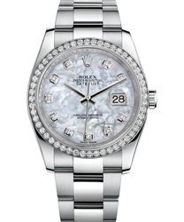 Rolex Datejust Ladies Watch Model 116244-0020